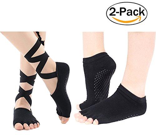 Socks Aniwon Pairs Barre Pilates product image