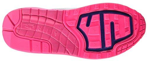 Nike 654937-001, Scarpe Da Corsa da Donna Multicolore (Mehrfarbig (Lt Mgnt Grey/Pr Pltnm-hypr Pnk))
