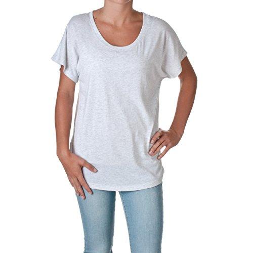 (Next Level Apparel Women's Tri-Blend Dolman Jersey, Vintage White, L)