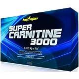 L-Carnitina en viales. L-Carnitine 3000 de BigMan contiene una fórmula concentrada de L-carnitina, que es el aminoácido responsable del transporte de la grasa almacenada para que pueda ser quemada y convertirse en energía. La L-carnitina es e...