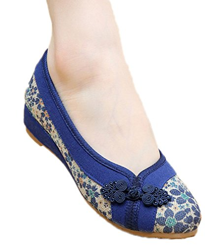 Soojun Traditional Chinese Pointed toe Walking