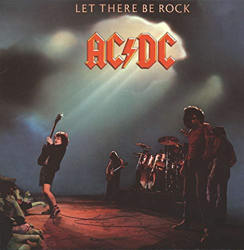 AC/DC: Let There Be Rock [Vinyl]