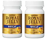 Suntory Royal Jelly + Sesamin E120 Tablets 30