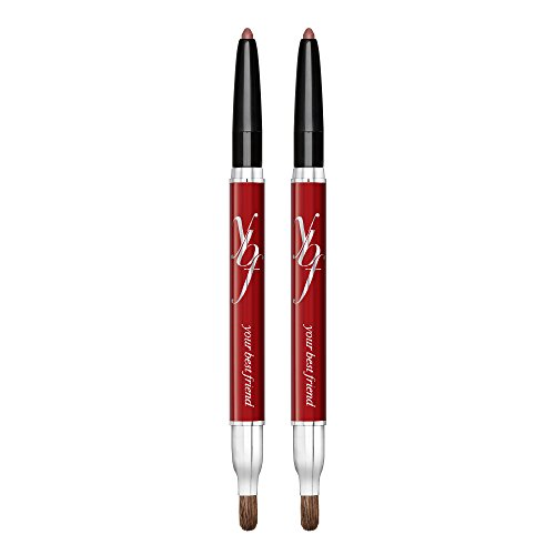 ybf Your Best Lip Liner Duo, Studio Spice, 0.06 Ounce