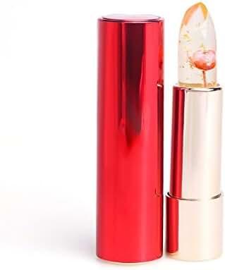 Kailijumei official flower jelly moisturizer lipstick and gloss - Barbie Doll Powder Pink