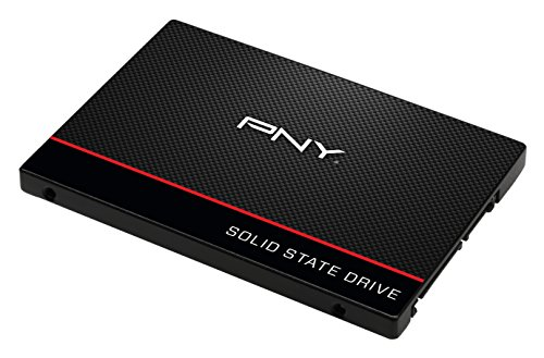 "PNY CS1311 240GB 2.5"" SATA III Internal Solid State Drive (SSD) - (SSD7CS1311-240-RB)"