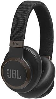 Fone de ouvido Headphne JBL LIVE 650BT cancelamento de ruido Preto, com Alexa Integrada