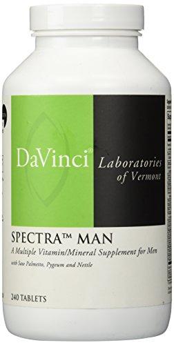 Da Vinci Labs - DaVinci Labs Spectra Man - 240 tablets