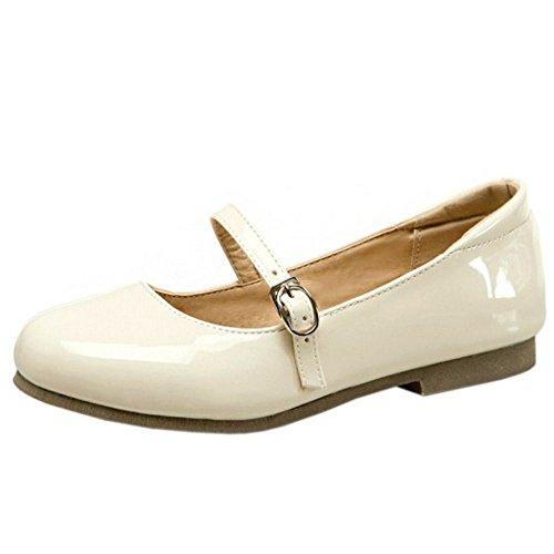 Sweet Shoes 2 Ivory Zanpa Women Flat Ballet fIw0O5q