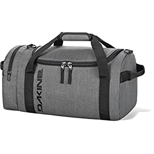 Dakine - EQ Duffle Bag - U-Shaped Opening - Removable Shoulder Strap - External End Pocket - 23L, 31L, 51L & 74L