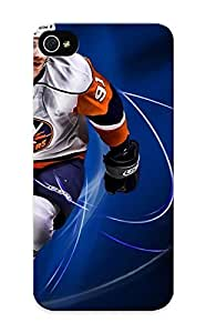 meilinF000Graceyou Ultra Slim Fit Hard Case Cover Specially Made For iphone 4/4s- Hockey New York Islanders John TavaresmeilinF000