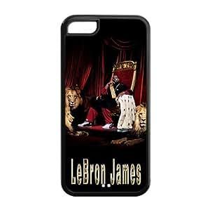 Unique Design For Iphone 6 Plus 5.5 Inch Cover Durable Tpu Case Cover Miami Heat Lebron James
