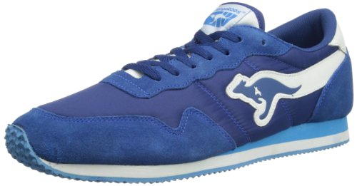 Herren KangaROOS 47105 Invader Königsblau Sneaker Basic qHt41C