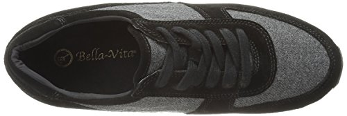 7 Sneakers Vita US Women Emile Bella Black wFgq1pII