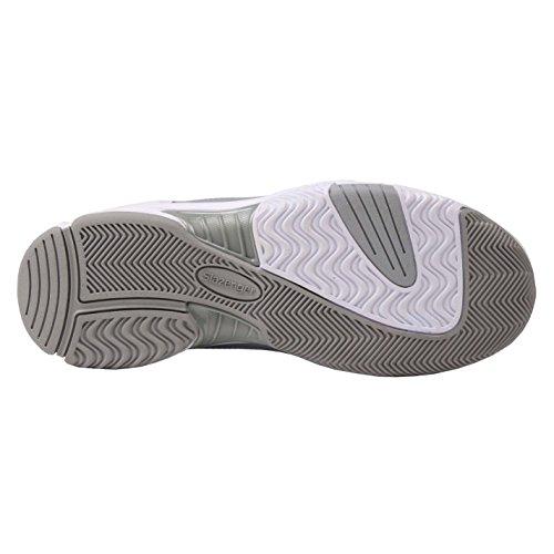 Silver Tennis Shoes Womens White 4 UK Slazenger O6xvPIqwO