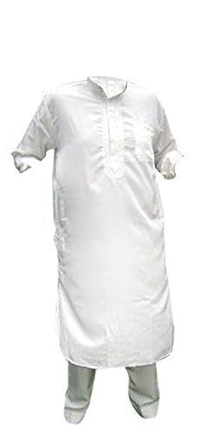 Desert Dress - Traje afgano para hombre, pantalón + camisa: Amazon ...