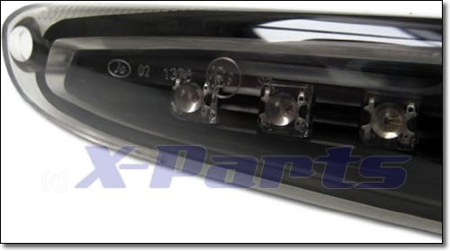 Bremsleuchte schwarz NEU 16 LED/´s E-Pr/üfzeichen 1029043 3