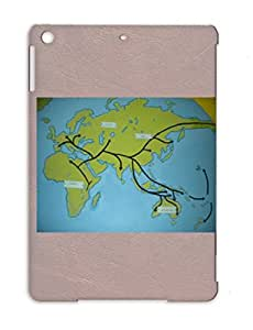 TPU Yellow For Ipad Air Humans Religion Art Design History Photography Africa Philosophy First Human Migration Durable Case Cover