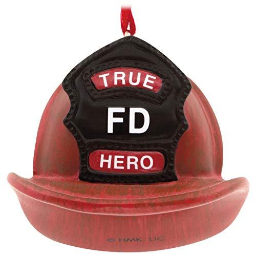 Hallmark Fireman Ornament Occupations