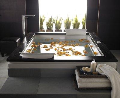 Jacuzzi Whirlpool Bath Jacuzzi.Jacuzzi Fuz7260wcd4chw Fuzion 7260 Dual Zone Whirlpool Bath