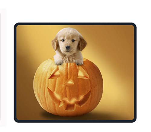 Halloween Puppy Mouse Pad Large Computer Game Mouse Mat ()