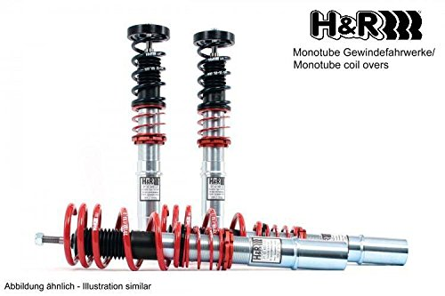 H /& R 28741/  / 2/ monotube coil-over Set