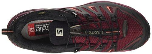 Salomon X Ultra 3 Gtx W - 398681 Zwartrood