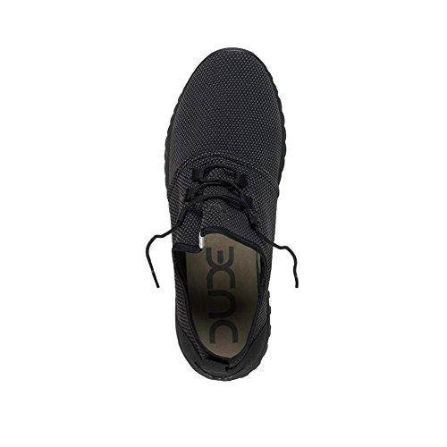 Hey Mec Renova Sox Chaussures Noires