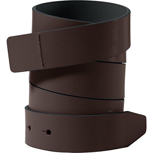 slim leather belt strap