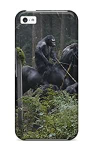New BhvQNCR10824EfEFb Dawn Of The Planet Of The Apes Tpu Cover Case For Iphone 5c