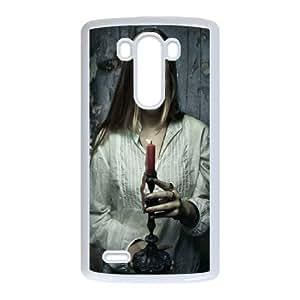 C-U-N0096397 Phone Back Case Customized Art Print Design Hard Shell Protection LG G3