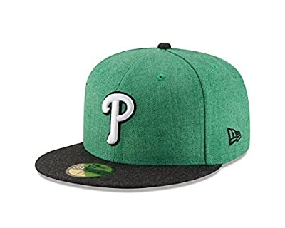 MLB STP Heather Action 59FIFTY Fitted Cap