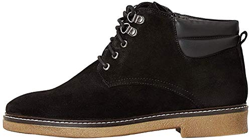 Amazon Brand - find. Women's Lace Up Leather Gumsole