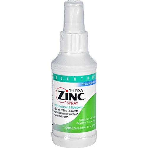 (Quantum Thera Zinc Spray Echinacea & Elderberry)