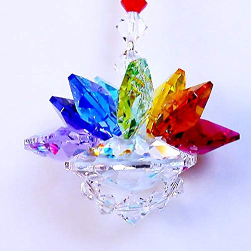 Crystal Pendant | Hanging Window | Suncatchers/Prisms/Rainbow 1pcs