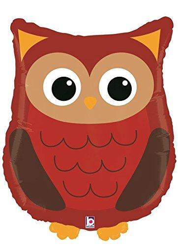 Woodland Owl Shaped 26