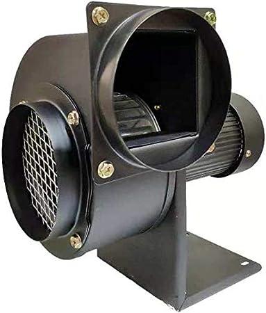 Ventilador centrífugo, carcasa de chapa de acero, diseño de ...