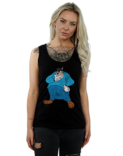 Disney Women's Mickey Mouse Classic Pete Tank Top Small - Shirt Mickey Mouse Pete
