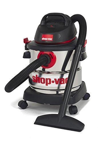 41Yf4uluqeL - WetDry Vacuums Shop-Vac 5989300 5-Gallon 4.5 Peak HP Stainless Steel