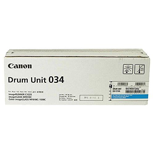 Canon 9457B001AA Cyan Original Drum Unit (34,000 Yield)