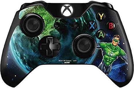 DC Comics Linterna Verde carcasa para mando de Xbox One – Linterna ...