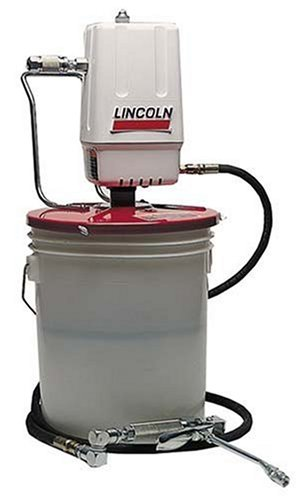 Amazon Com Lincoln Lubrication 989 Heavy Duty Grease Pump For 25 50