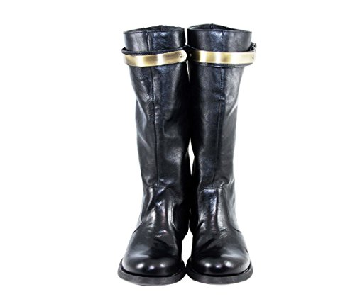 Shoes Silfer black Women's Boots black RwgTwq