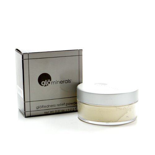 Glo Minerals Redness Relief Powder 0.24 Ounce