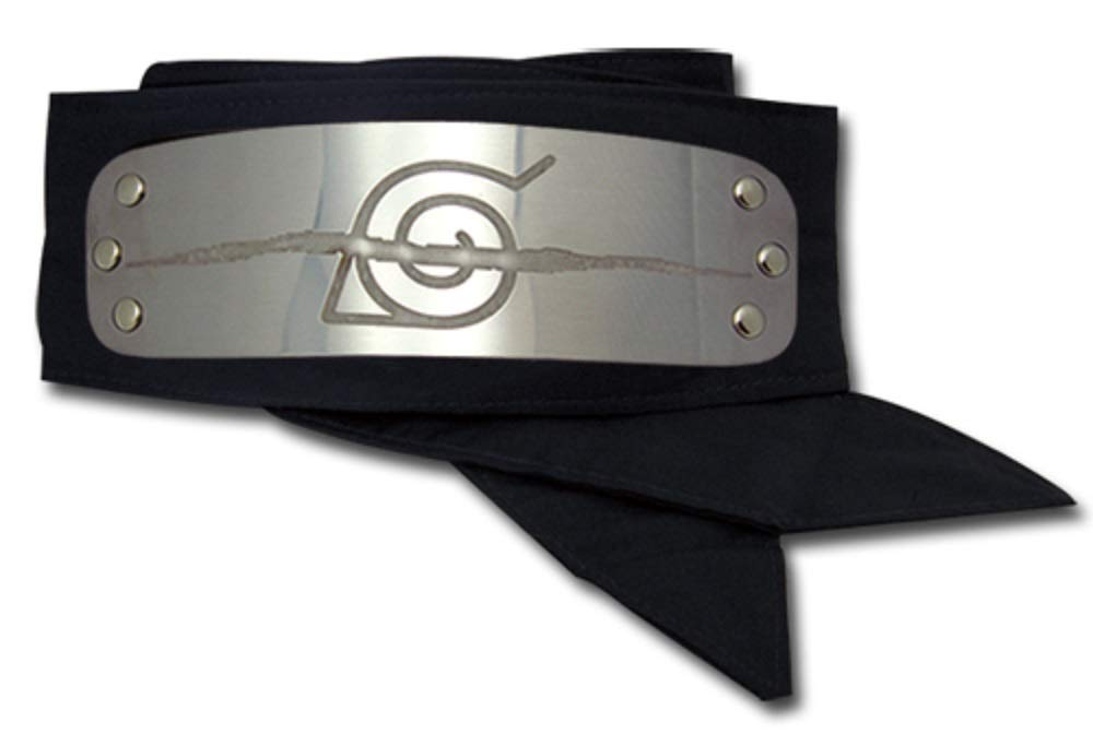 Great Eastern Naruto Anti Leaf Village Headband