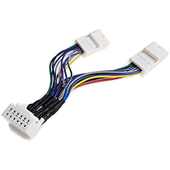 Jeep Cherokee 2002 Onwards Car Radio Wire Harness besides Aerpro Wiring Harness Colour Code as well Hyundai Atos 2005 Onwards Car Radio Wiring likewise B00XZUW4XI furthermore Radio Wiring Diagrams And Or Color Codes. on subaru iso wiring harness