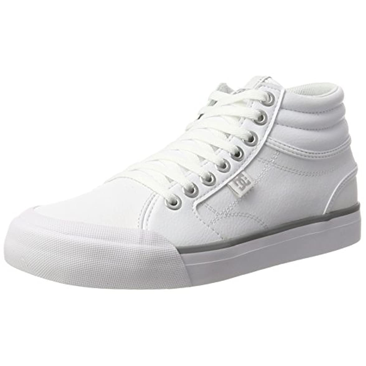 Dc Evan Hi Women's White silver