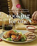 img - for Cooking for One : A Seasonal Guide to the Pleasure of Preparing Delicious Meals for Yourself (Paperback)--by Mark Erickson [2011 Edition] book / textbook / text book