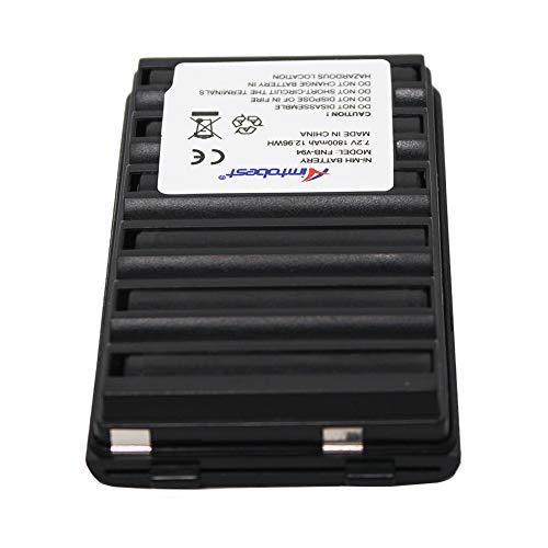 8 FNB-V57 FNB-64 FNB-83 Ni-MH Battery for Yaesu//Vertex Radio VX-150 VX-160 VX170