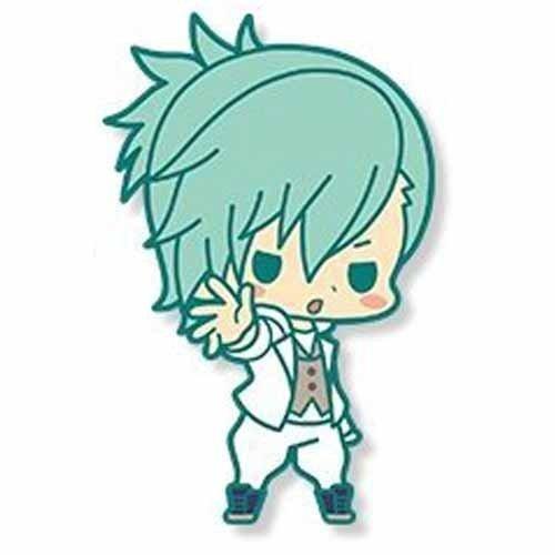 Rubber Strap Key ChainCollection utano Prince sama Maji LOVE 2000% Ai Mikaze